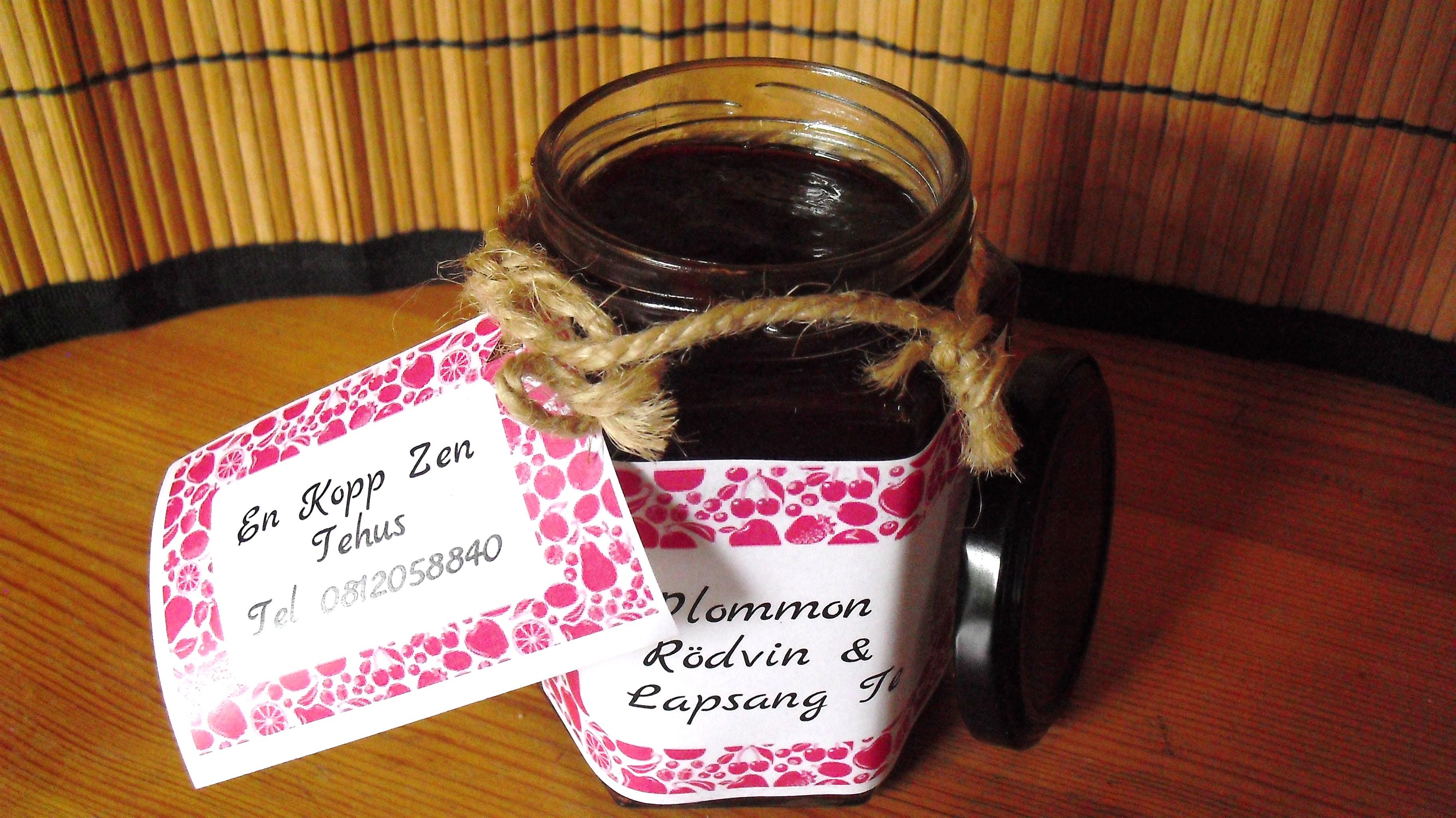 Hemgjord Te Marmelad
